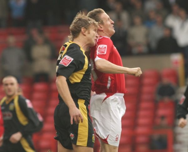 Yeovil Town FC Classics: Match 2006-2007: Nottingham Forest (Away) 13-01-07