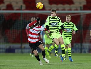<b>Doncaster Rovers v Yeovil Town</b><br>Selection of 67 items
