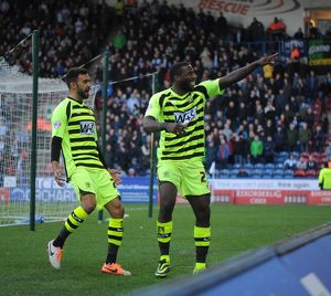 <b>Huddersfield v Yeovil Town</b><br>Selection of 26 items