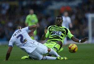 Leeds United v Yeovil Town 021113