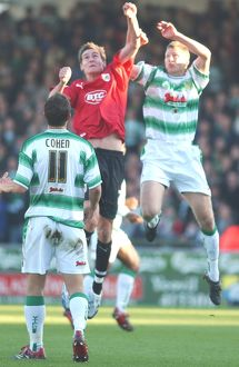 Scott Guyett v Bristol City 04/11/06