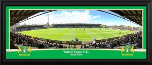 Semi-Final Playoff Framed Match Panoramic