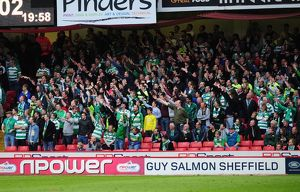 Sheffield United V Yeovil Town 030513