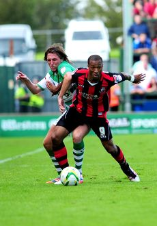 Yeovil Town v AFC Bournemouth 08092012