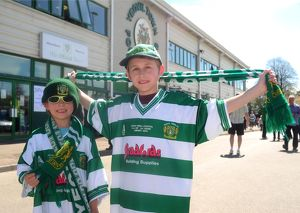 Yeovil Town V Sheffield United 060513