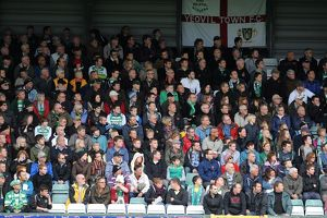 Yeovil Town v Wigan Athletic 101113