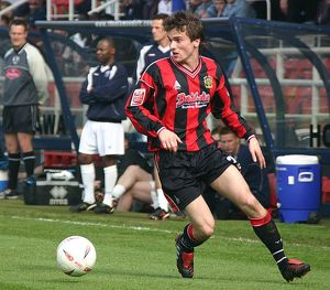 Arron Davies v Rushden & Diamonds 02/04/05