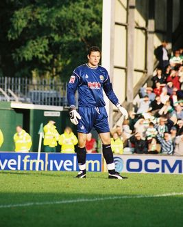 Chris Weale v Nottingham Forest 22/10/05