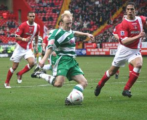 Darren Way v Charlton Athletic 29/01/05