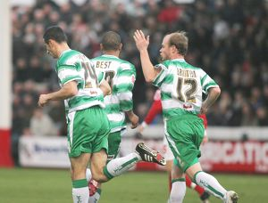 Leon Best v Rotherham United 02/12/06