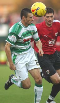 Mark Lynch v Bristol City 04/11/06