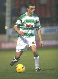 Mark Lynch v Leyton Orient 18/11/06