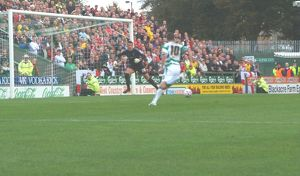 Phil Jevons v Nottingham Forest 22/10/05