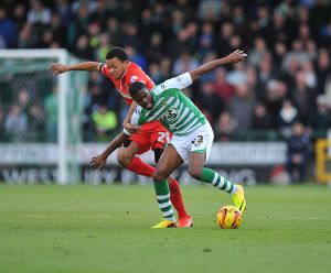 <b>Yeovil Town v Charlton</b><br>Selection of 54 items