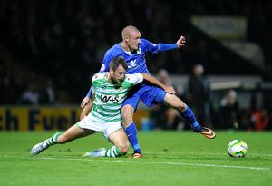 <b>Yeovil Town v Leicester City</b><br>Selection of 42 items