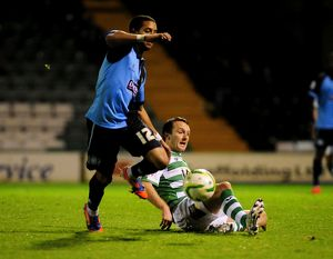 Yeovil Town V Wycombe Wanderers 041212